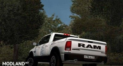 2018 Dodge Ram Rebel [1.5.6], 3 photo
